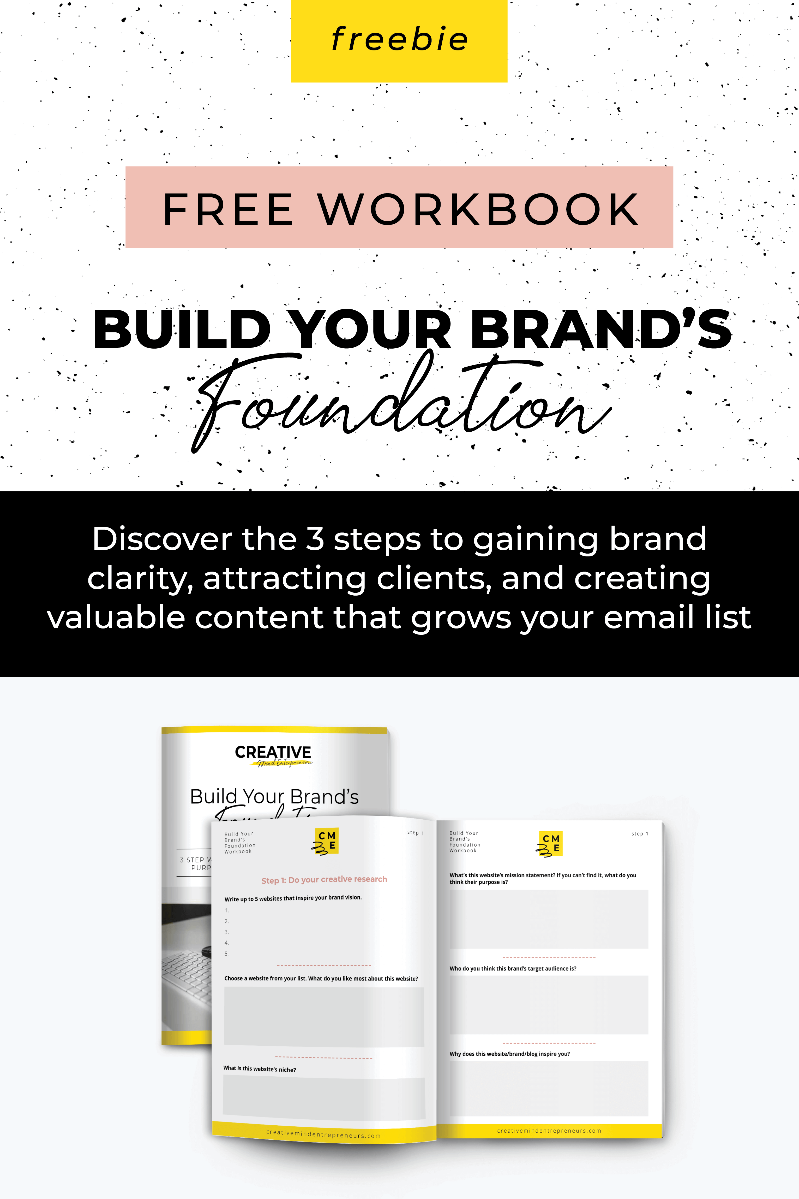 Free Templates, Workbooks, and Courses for Creative
